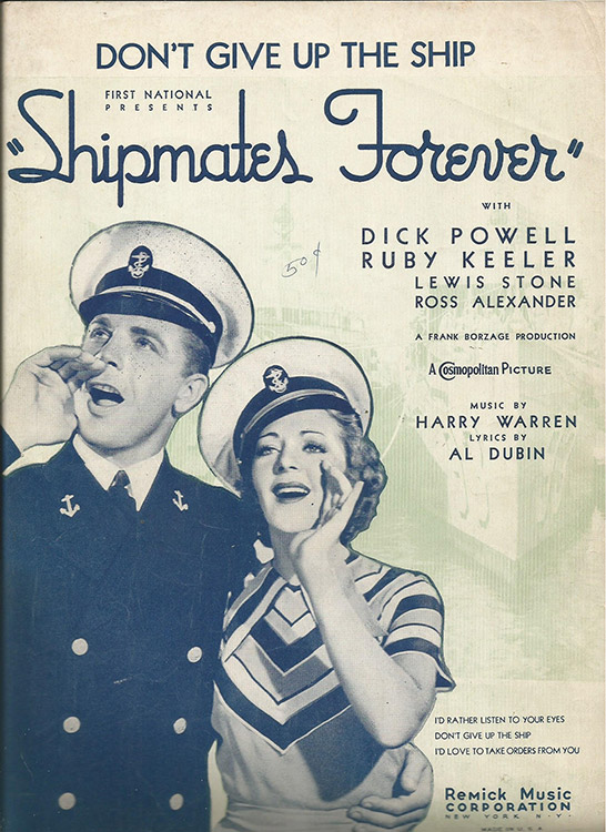 Dick Powell Music
