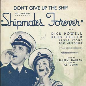 Dick Powell Music