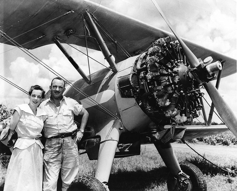 Irene and J. O. Dockery