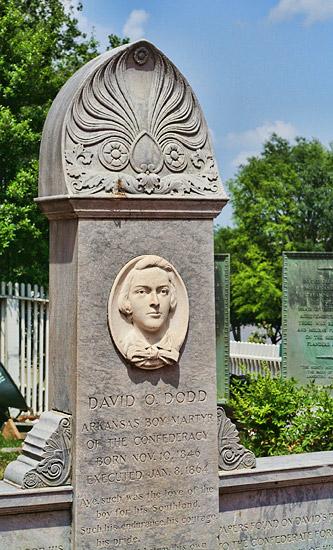 David O. Dodd Monument