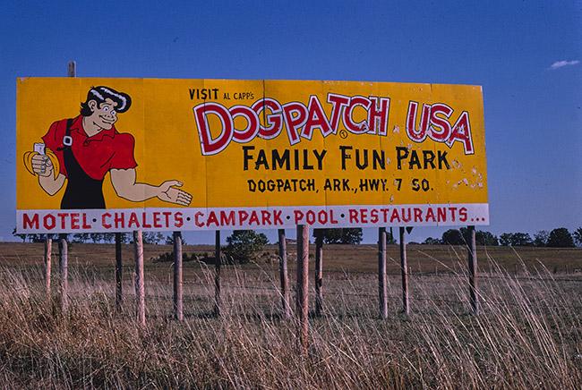 Dogpatch Billboard
