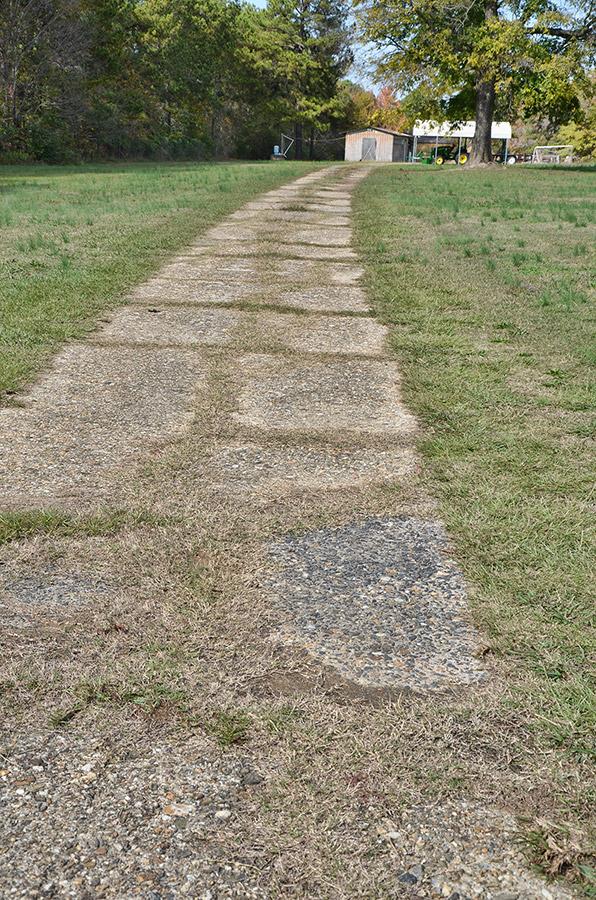 Dollarway Road near Redfield