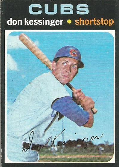 Don Kessinger Card