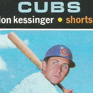 Don Kessinger Card