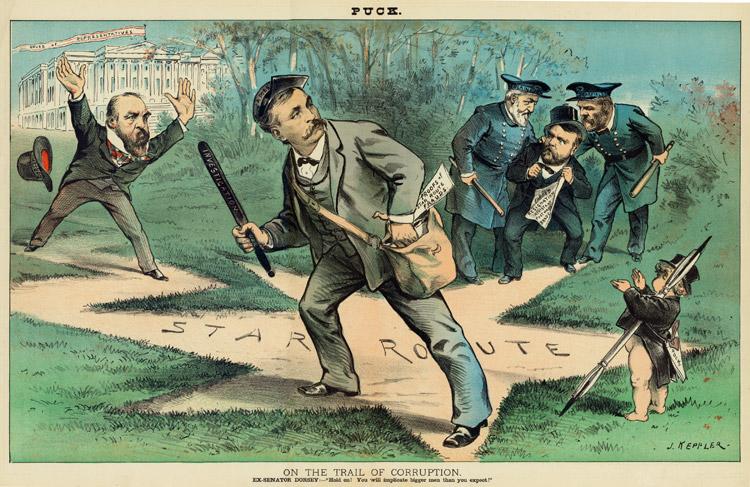 Stephen Dorsey Political Cartoon