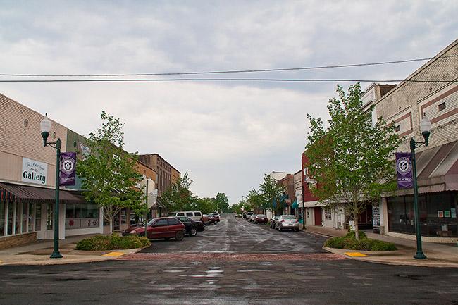 Downtown Arkadelphia