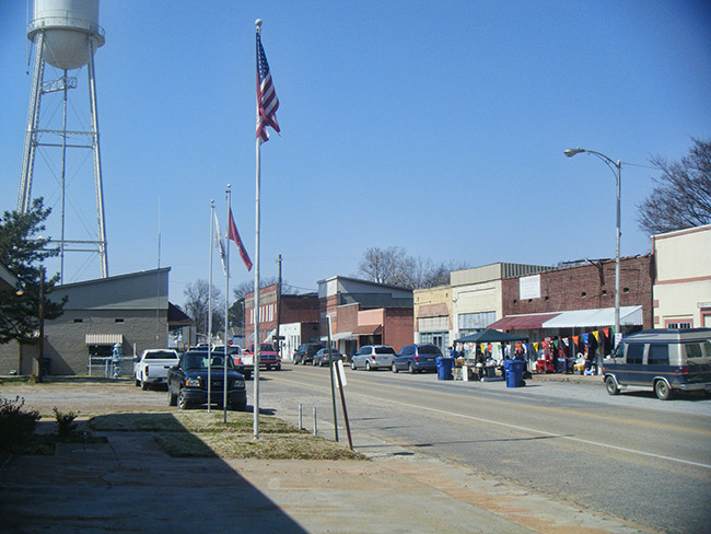 Downtown Earle