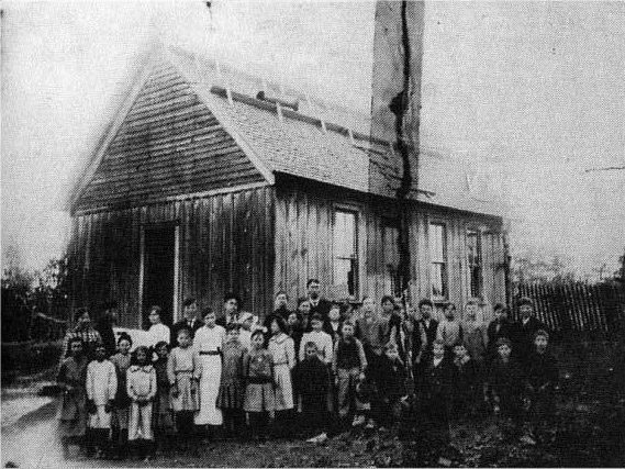 Drasco School; 1925