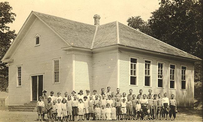 Driggs School