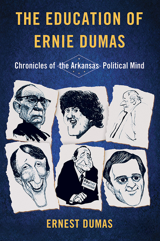 The Education of Ernie Dumas