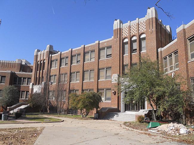 Dunbar Junior and Senior High School