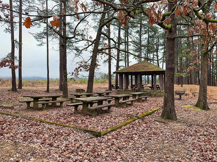 Dutch Creek CCC Camp