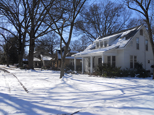 East Hamilton Avenue Historic District