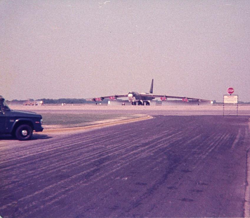 Blytheville AFB B-52