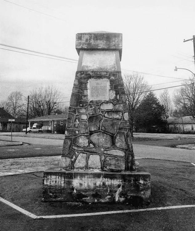Ebenezer Monument