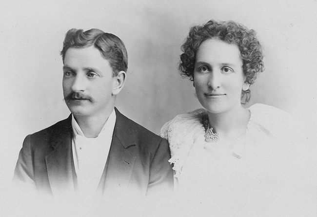 Andrew Young Smith & Effie Anderson Smith