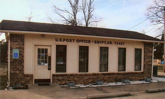 Egypt Post Office