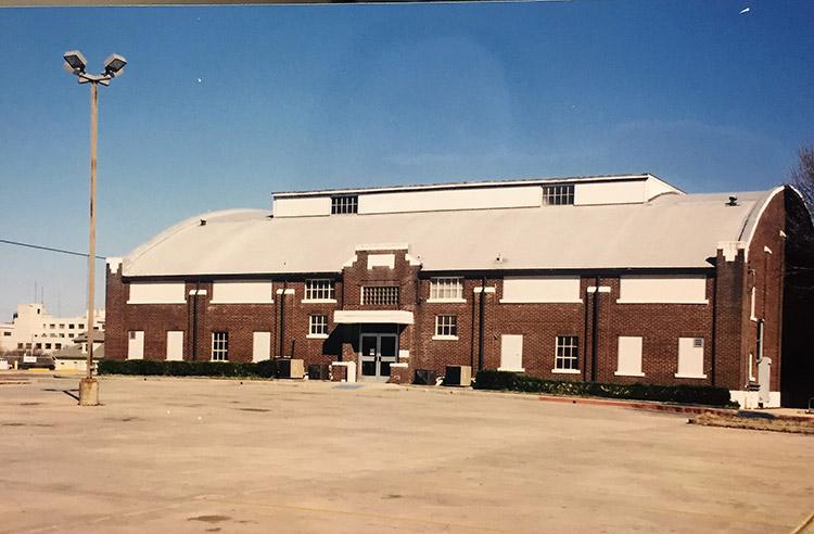 El Dorado High School Gym