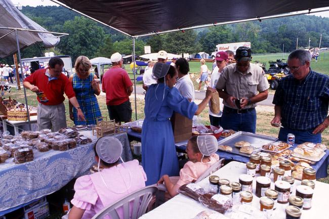 Buffalo River Elk Festival