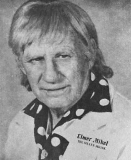 Elmer Mikel