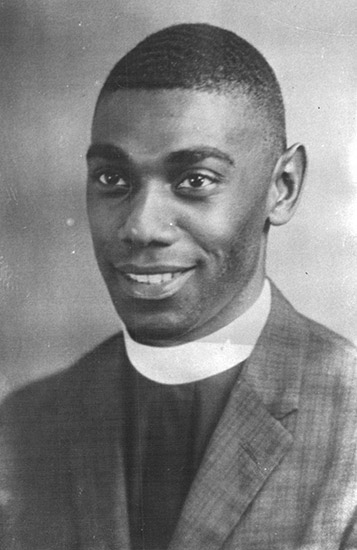 Rev. Emery Washington