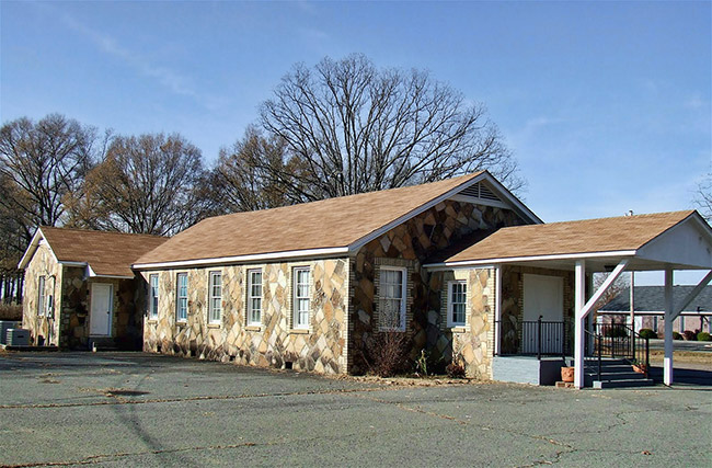 Mt. Zion Missionary Baptist