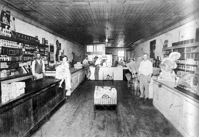 Dick Evans Store
