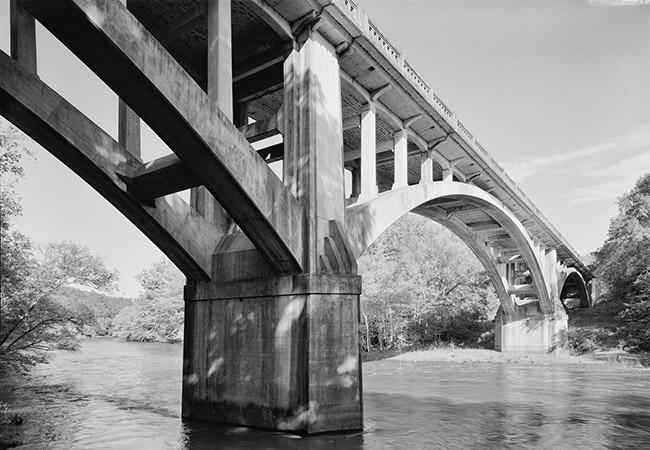 Fourche La Fave Bridge