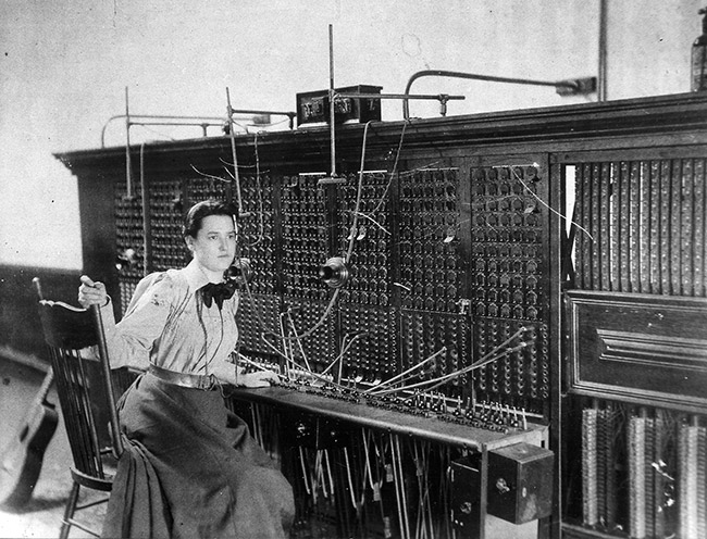 Fort Smith Switchboard