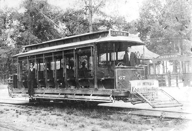 Fort Smith Trolley