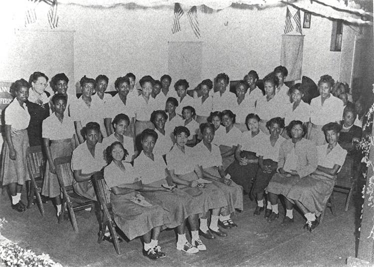 Fargo School Girls