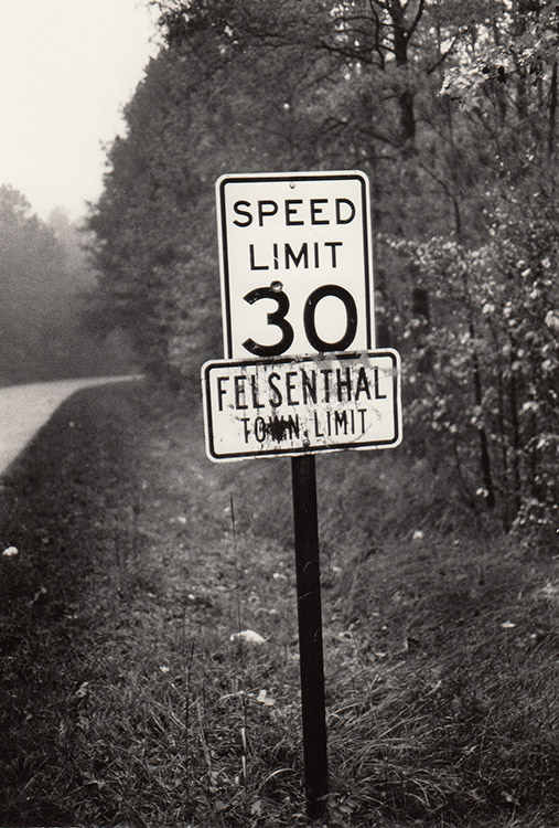 Felsenthal Sign