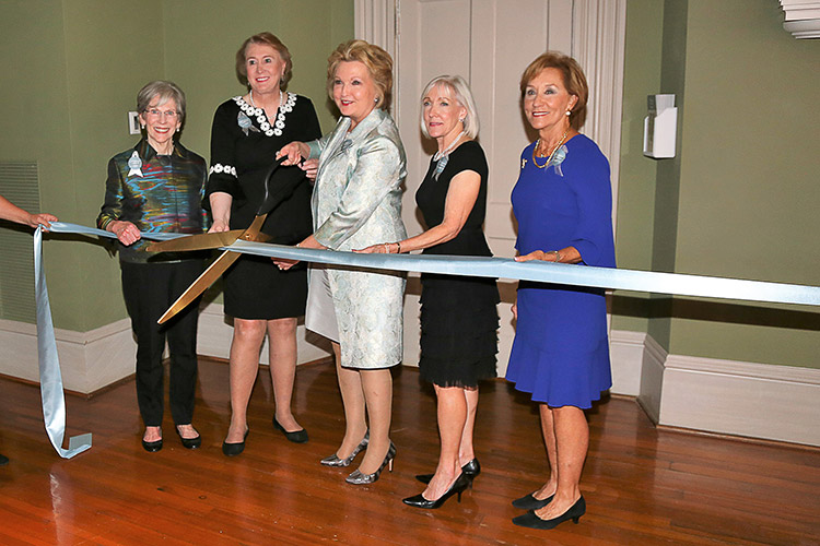 First Ladies Exhibit Grand Reopening