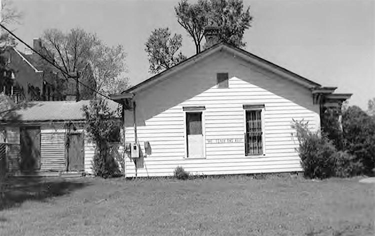 First Hotze House