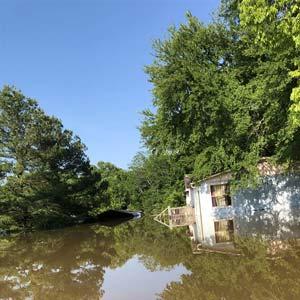 Maumelle Flooding