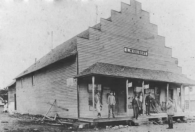 Gilbert Store