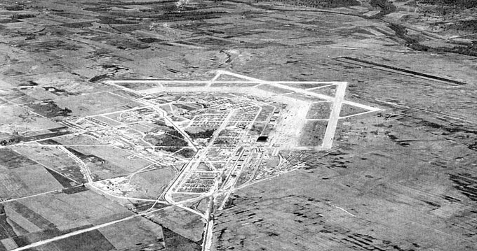 Walnut Ridge Army Air Field