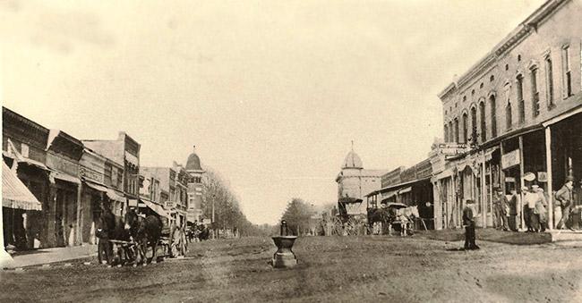 Fordyce Main Street