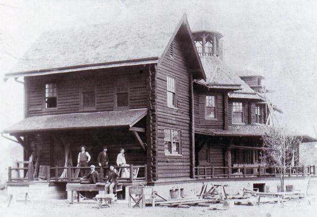 Fordyce House,