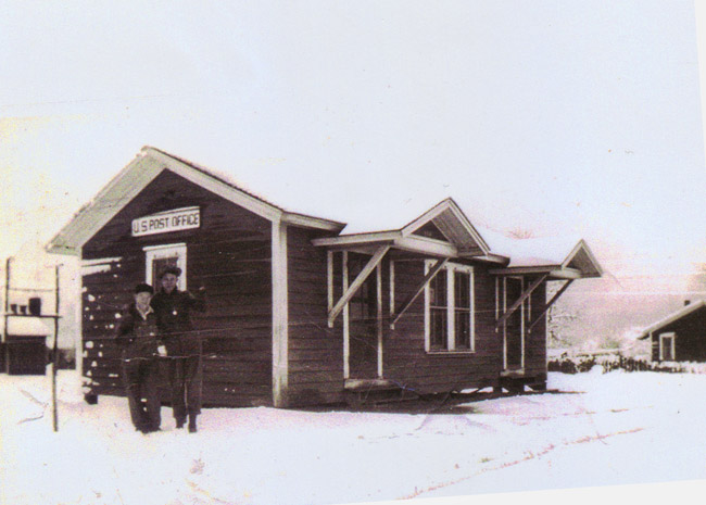 Forester Post Office