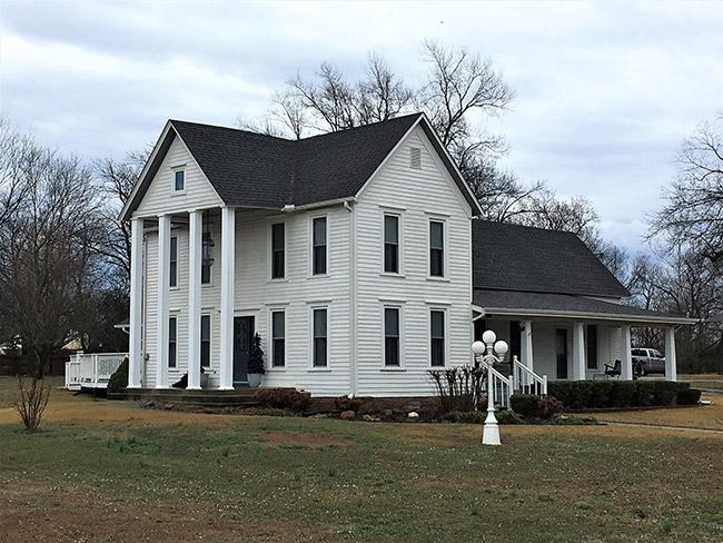 C. E. Forrester House