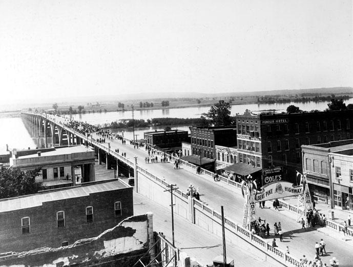 Fort Smith: Free Bridge