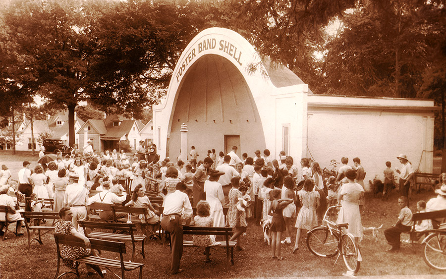 Foster Band Shell