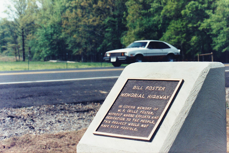 Foster Memorial