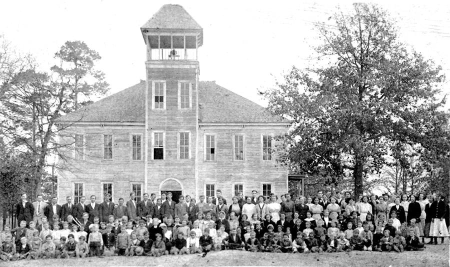 Fouke School
