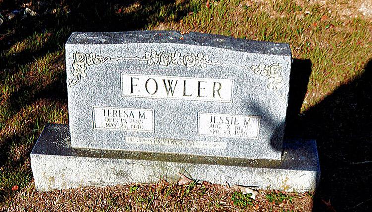 Fowler Gravesite
