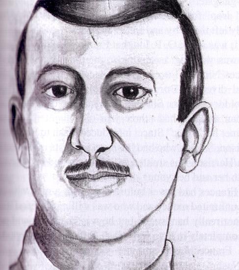 Frank Nash Police Sketch