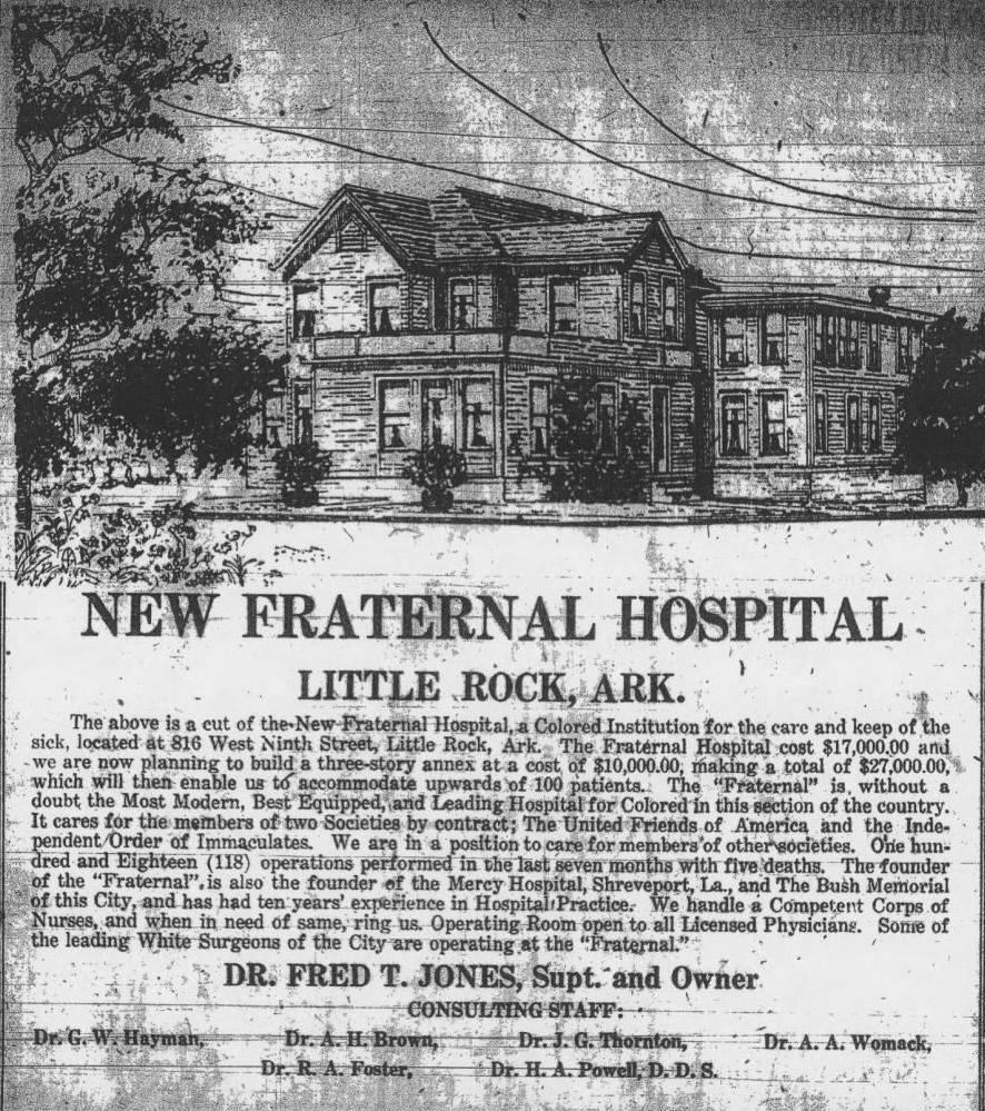Hospital Ad