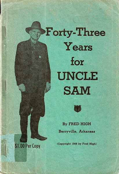 Forty-Three Years for Uncle Sam