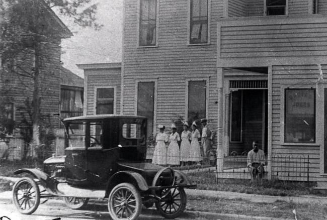 Fred Jones and Nurses